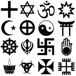 religije, simboli